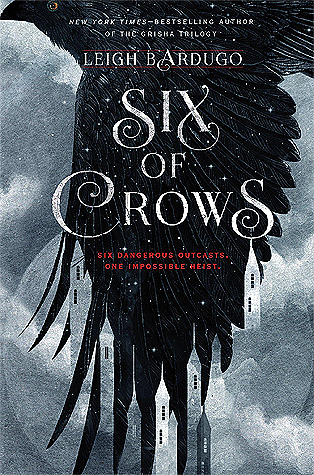 Six of Crows by Leigh Bardugo Top Ten Tuesday Series I've Been Meaning to Start But Haven't on Cover to Cover book and Blogging blog by Kat Snark