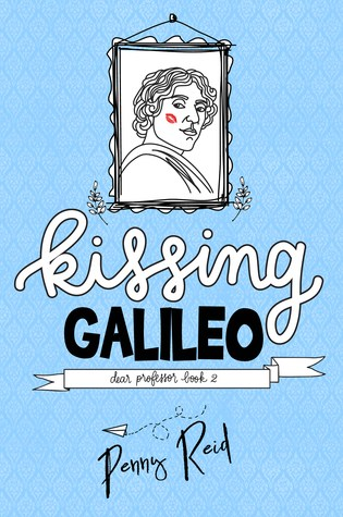 Review: Kissing Galileo by Penny Reid