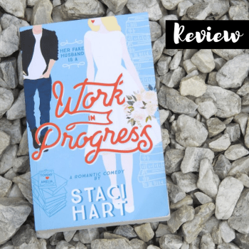 Review: Work in Progress by Staci Hart
