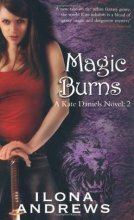 Curran Julie Magic Burns by Ilona Andrews on Cover to Cover Book and Blogging Blog by Kat Snark Kate Daniels Magic Urban Fantasy Paranormal Romance Sword Fierce Female Vampire shifter changeling slow burn romance