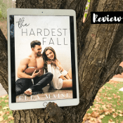 Book blog kateadreamer Kate, a dreamer Kate a dreamer Book Blogger Book blog reader reading The Hardest Fall Kindle Unlimited by Ella Maise College neighbors roomies friends to lovers