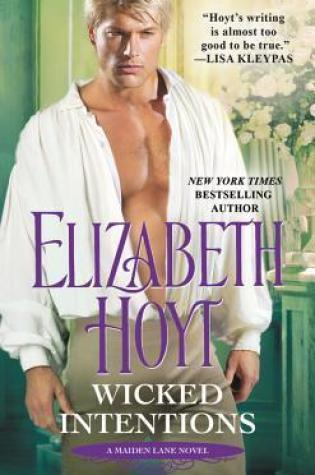 Review: Wicked Intentions by Elizabeth Hoyt