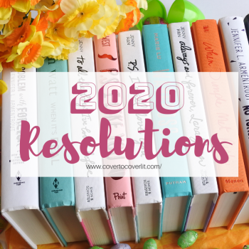 2020's Bookish Resolutions and Goals