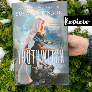 Truthwitch by Susan Dennard #TheLuminaries #LumiNerds Young Adult YA Fantasy High Fantasy Magic Threads Romance Void Witch WIndwitch Threadwitch Read Cover to Cover Book Blog Kat Snark covertocoverlit Book Blogger Book blog reader reading Romance