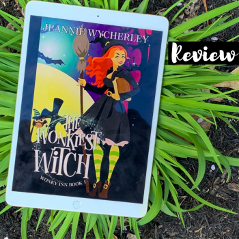 Review: The Wonkiest Witch by Jeannie Wycherley