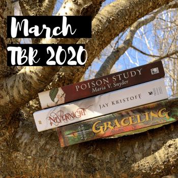 TBR // March 2020