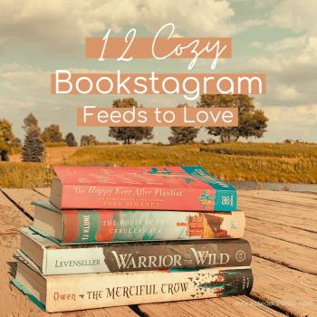 12 Cozy Bookstagram Feeds to Love ?✨