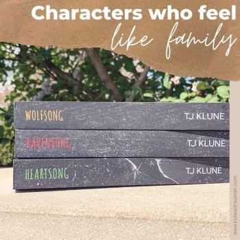 Characters Who Feel Like Family