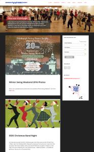 Edinburgh Swing Dance Society homepage