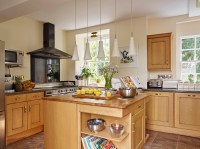The Old Rectory Country House Kitchen - Kate & Tom's