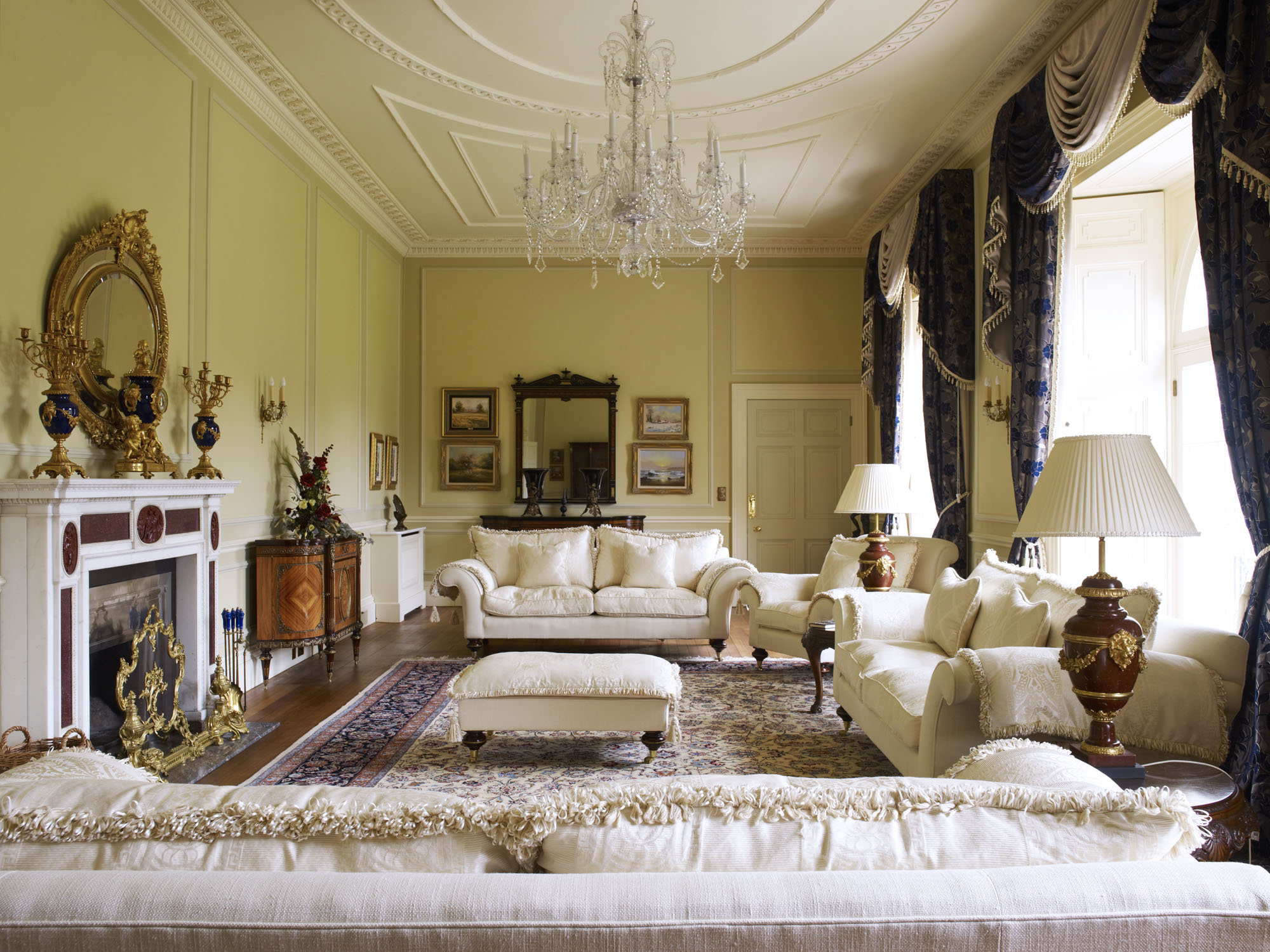 Learning From Stately Homes  Decorating Your Rooms