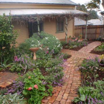Cottage Garden Design Ideas Interior Designs Architectures And 17