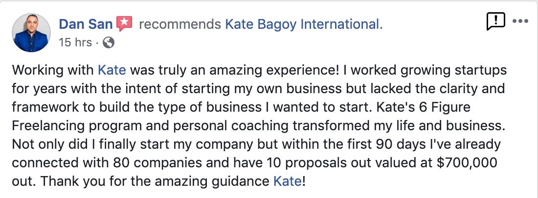 Online Business Coaching [2019 - TBA] 3
