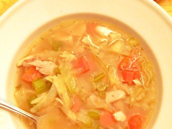 The Best Homemade Chicken Soup