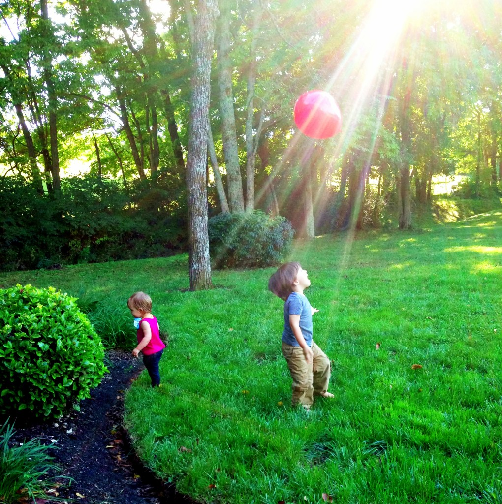 ELI AND AUDREY AND RED BALLOON