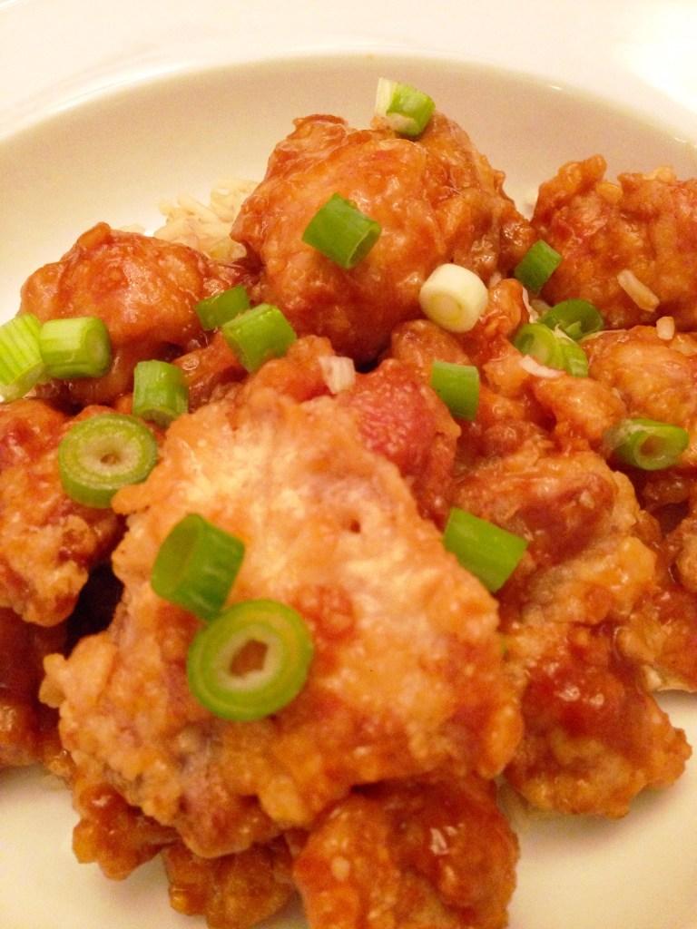 Orange Chicken–Gluten Free & Better than Takeout!