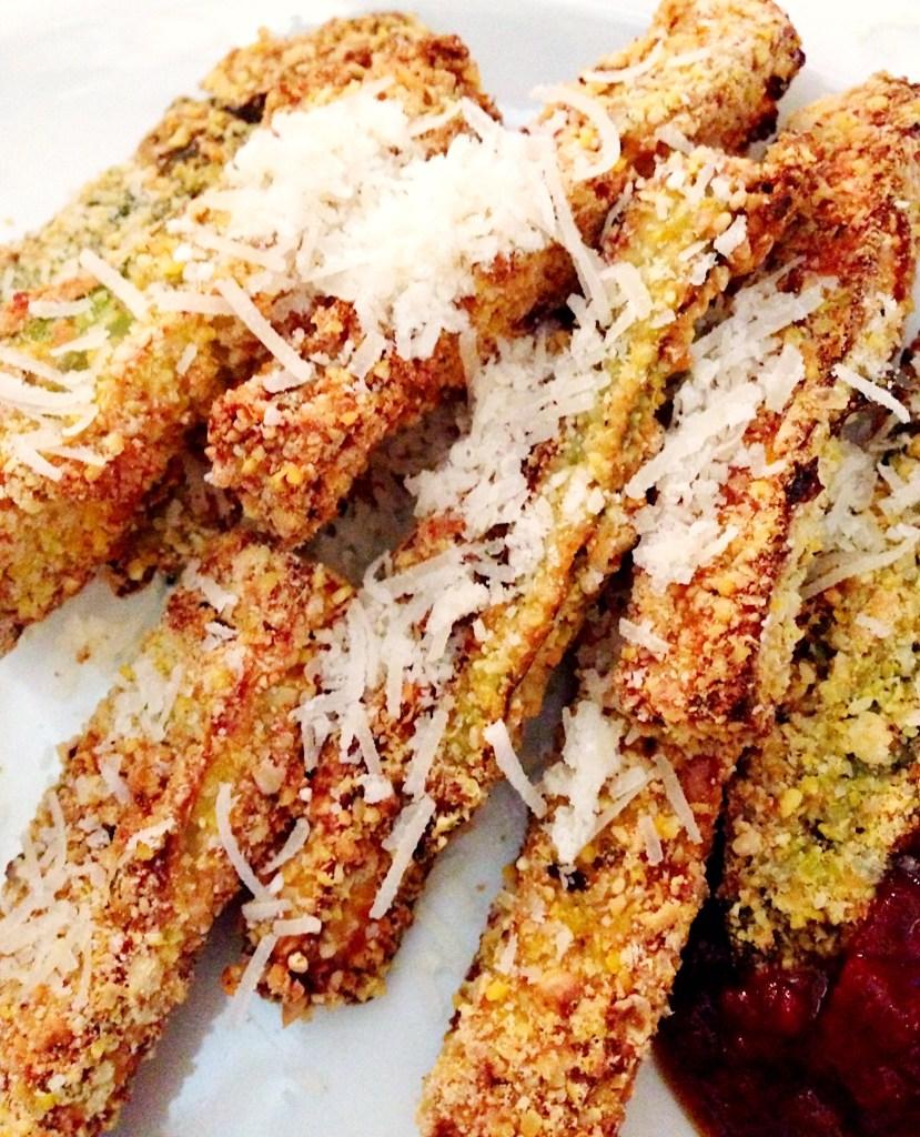 Zucchini Fries