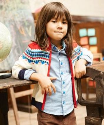 Little Bird by Jools Oliver for Mothercare kids clothing by Kate Beavis