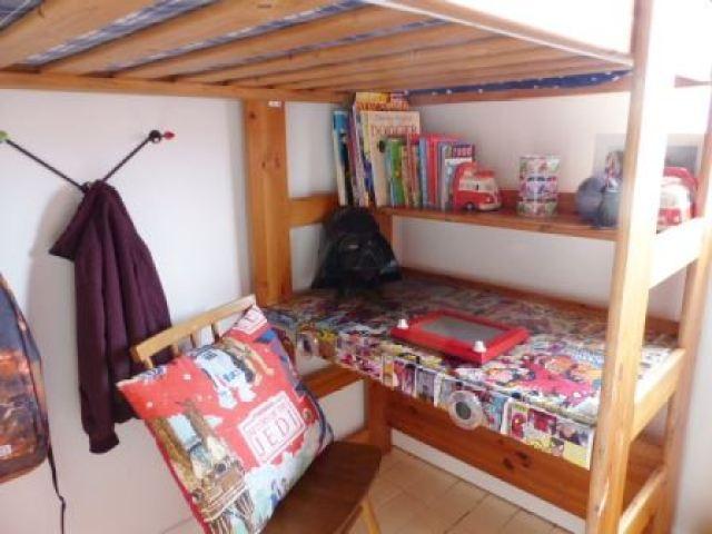 Vintage Boy bedroom by Kate Beavis