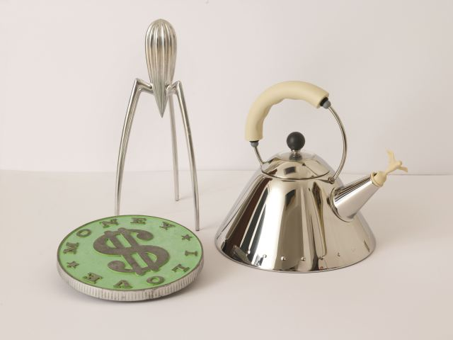 Vintage kitchen Alessi by Kate Beavis Vintage Home (photo by Simon Whitmore for FW Media)