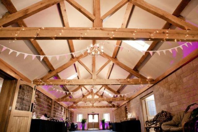 Heaton hall Farm vintage wedding venue