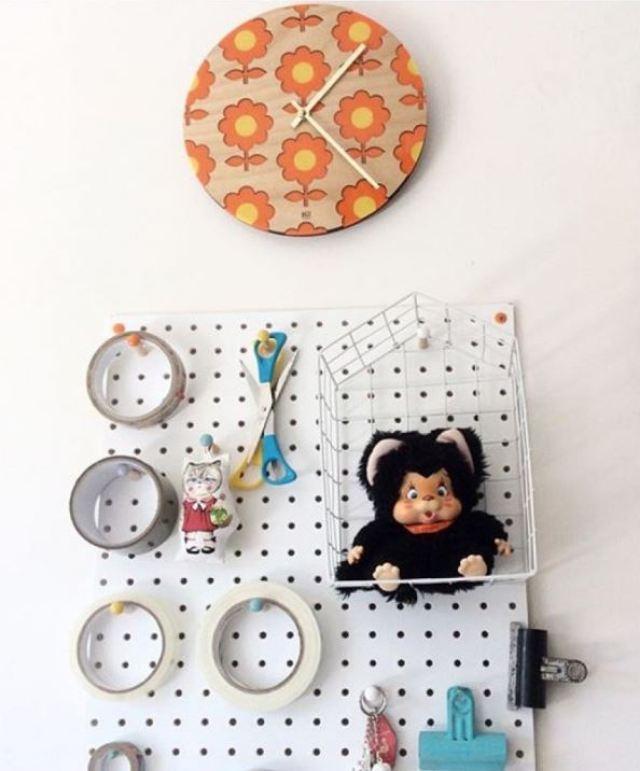 Five Little Diamonds Vintage Home as featured on Kate Beavis Vintage Home blog vintage office