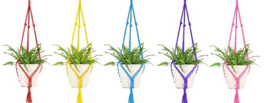 Pineapple Retro macrame plant pots as featured on Kate Beavis Vintage Home blog.png