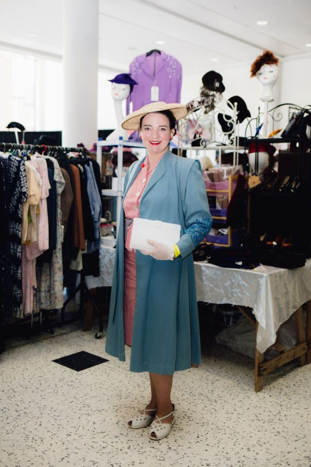 Fashion at The Festival of Vintage (plus win a pair of tickets!)