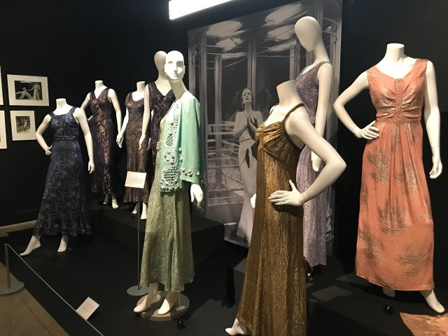 Night and Day: 1930s Fashion and Photographs at The Fashion & Textile Museum