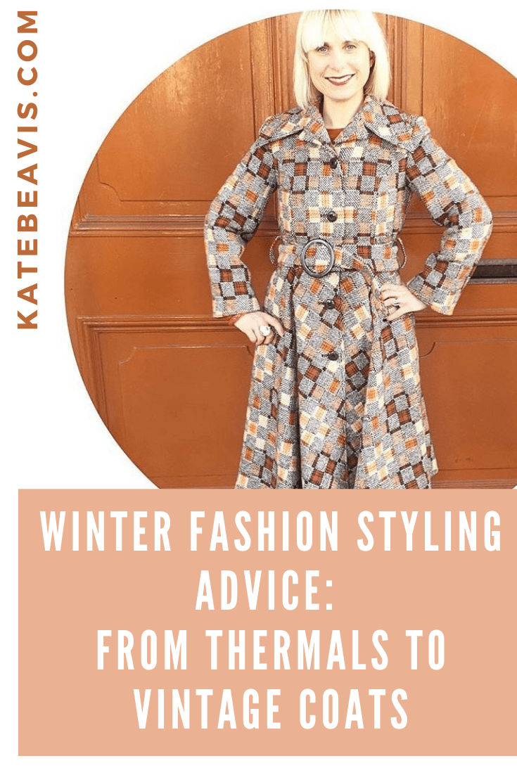 How to Stay Warm Yet Look Good In Winter Fashion - From Thermals To Vintage Coats