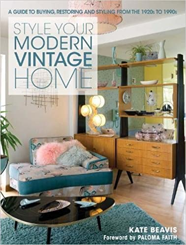 My Favourite 7 Vintage Home Books For Your Interior Design