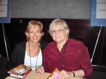 Karen Cushman and Kate Bridges