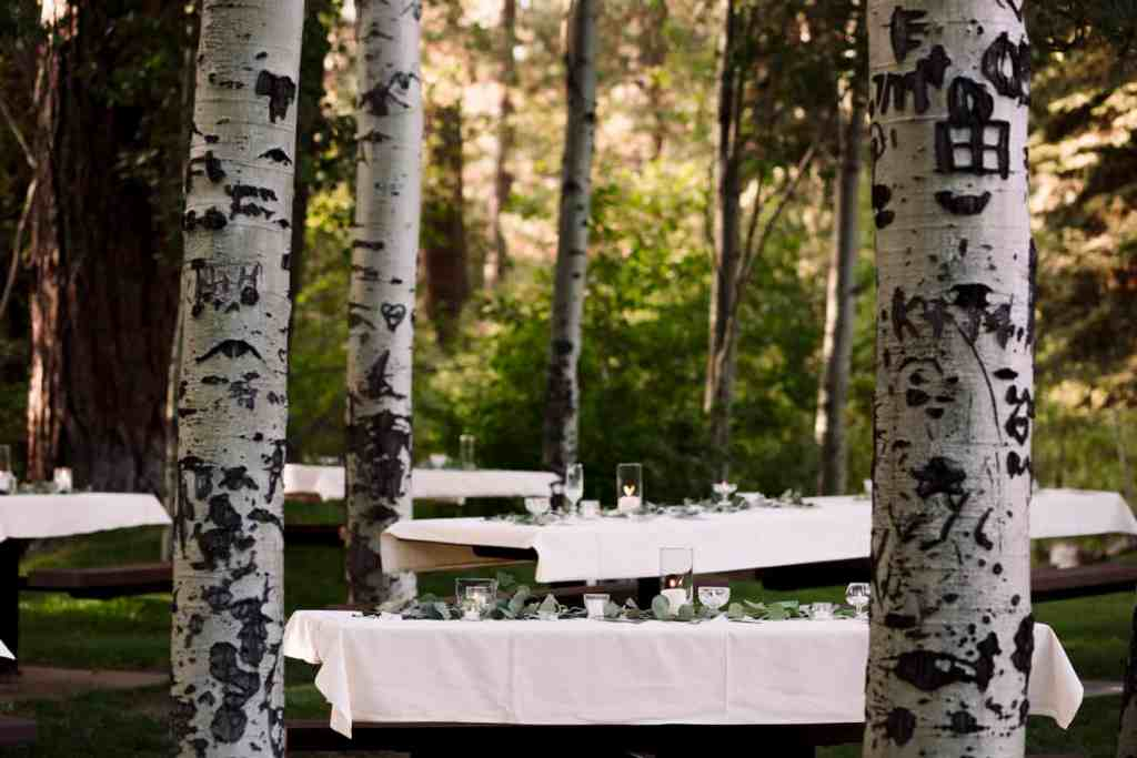 aspen grove wedding venue
