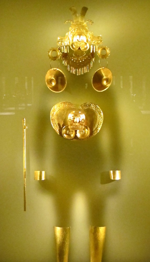 A Day at the Gold Museum (6/6)