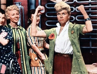 5. I like Doris Day more than I like Janis Paige. CONTROVERSIAL.