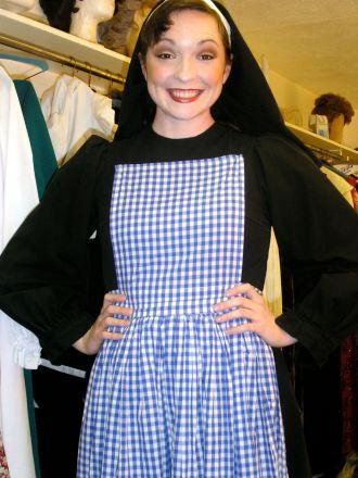 I'm Maria VonTrapp!