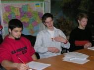 Kharms club speaking practice :) public speaking is art!