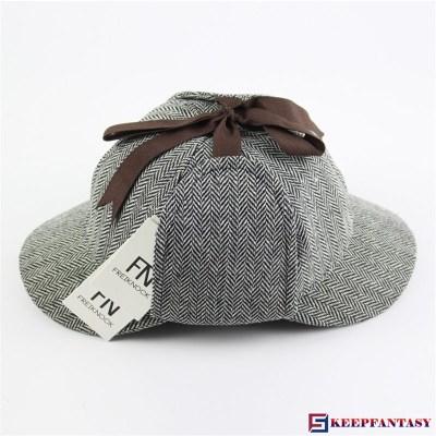 sherlock-holmes-detective-herringbone-double-brimed-cap-deerstalker-hat-1