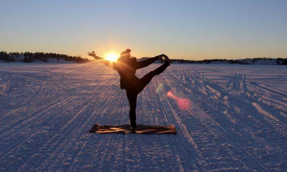 Meditation and Ashtanga Yoga Morning. October 2021.