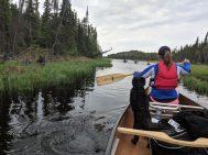 Land and Heart Yoga Teacher Training canoe retreat
