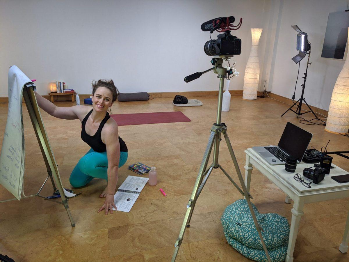 Kate Covello Yoga