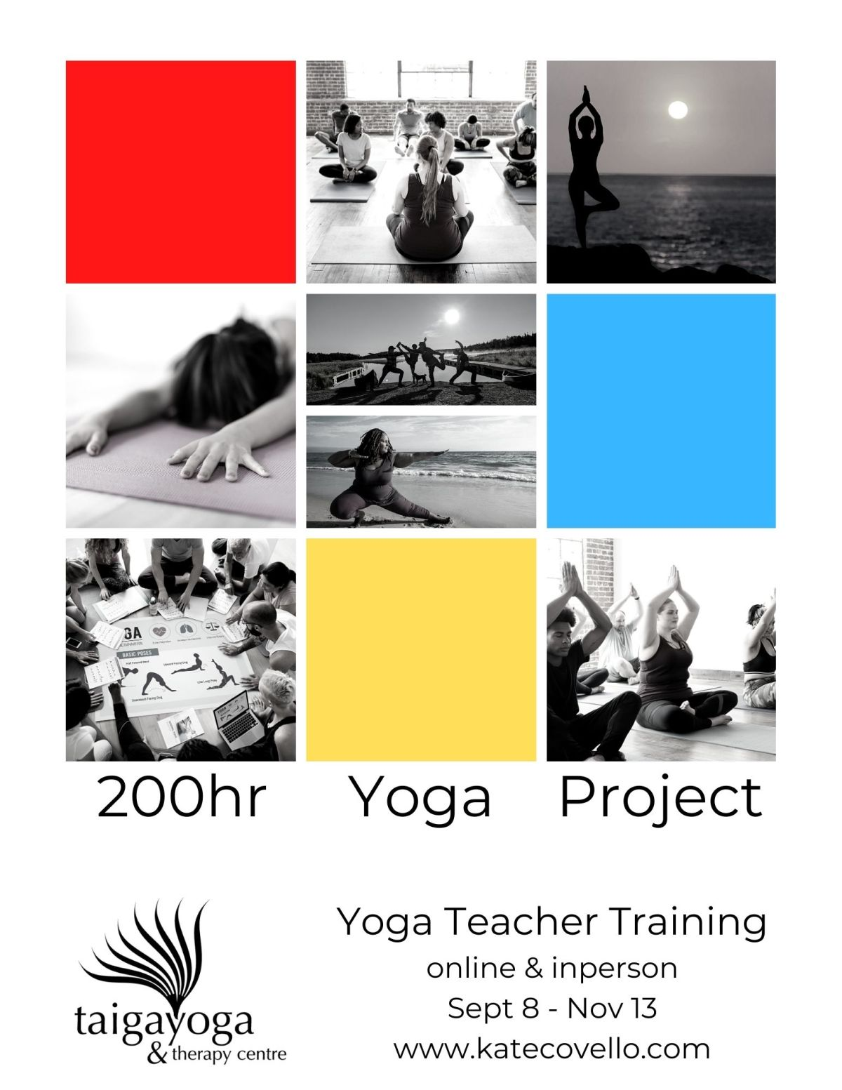 200 hour yoga project