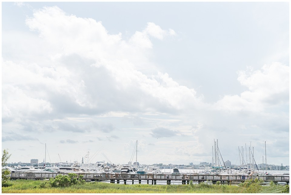 Charleston Harbor Resort Outdoor Beach Wedding Charleston Wedding Photographer_0028.jpg