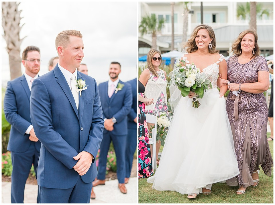 Charleston Harbor Resort Outdoor Beach Wedding Charleston Wedding Photographer_0030.jpg