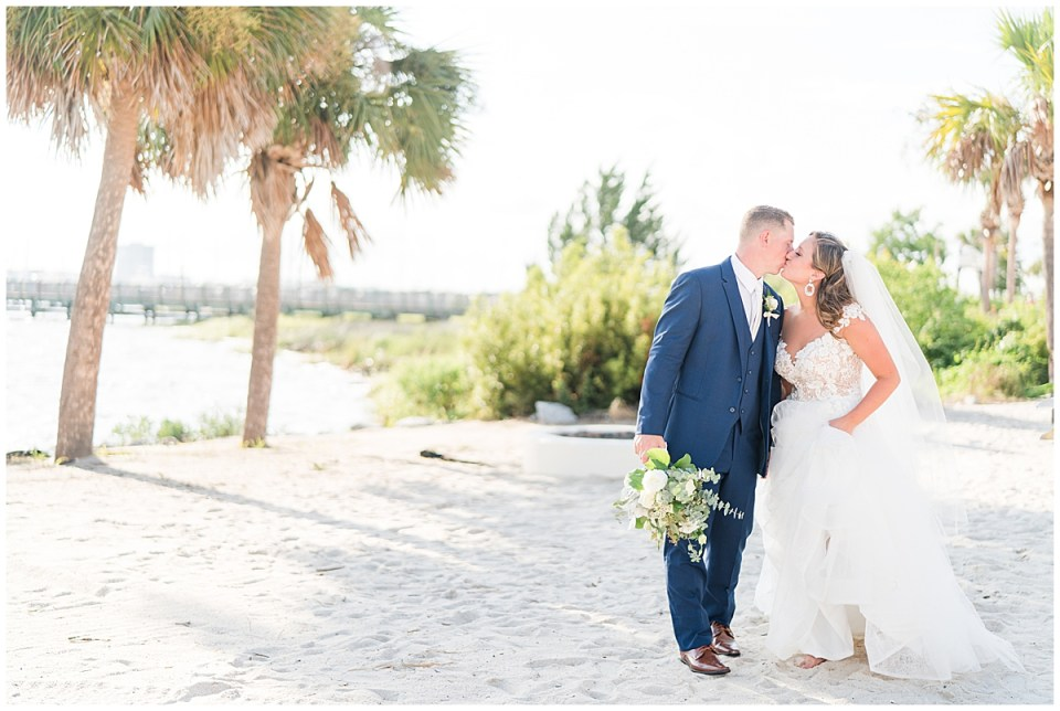 Charleston Harbor Resort Outdoor Beach Wedding Charleston Wedding Photographer_0052.jpg