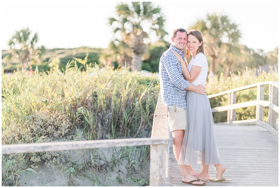 Kiawah Sactuary Sunset Beach Engagement Anniversary Newlyweds_0102.jpg