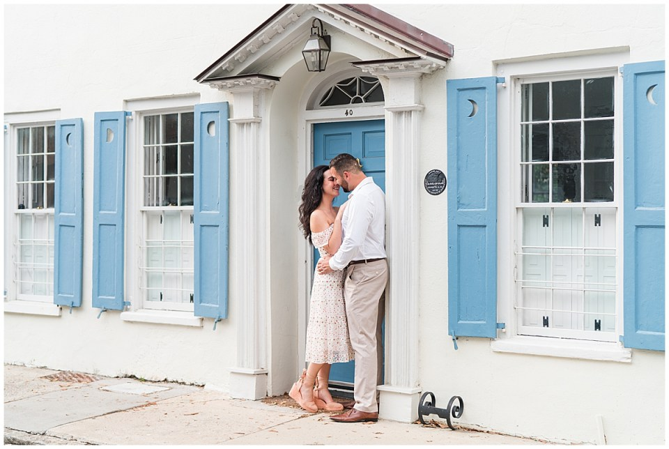 Outdoor Downtown Charleston Engagement Session_0004.jpg