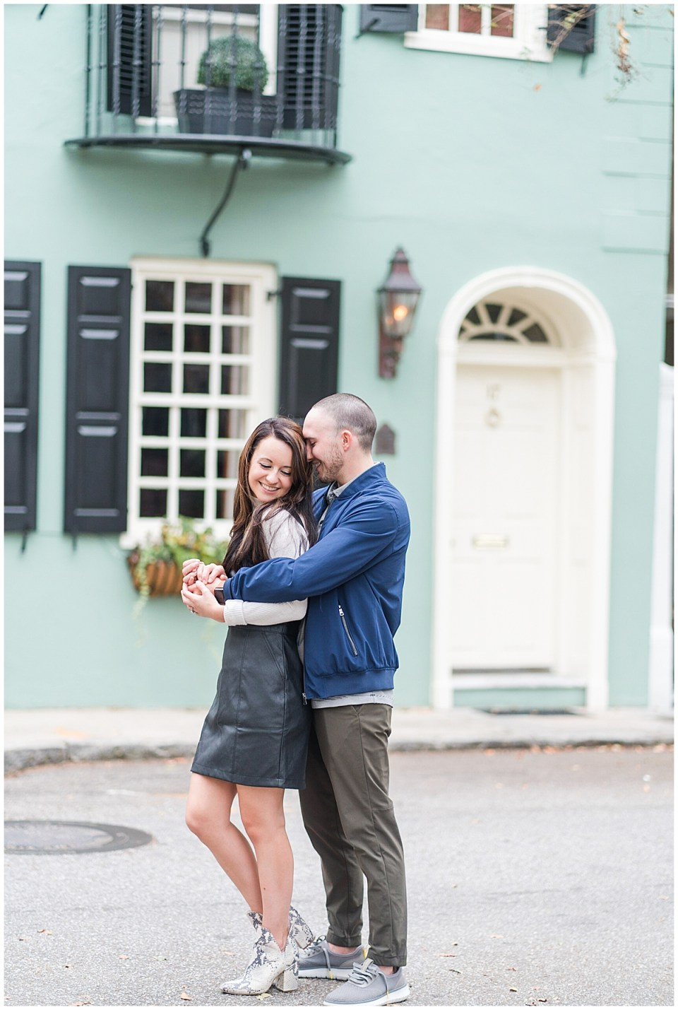 Outdoor Downtown Charleston Engagement Session_0033.jpg