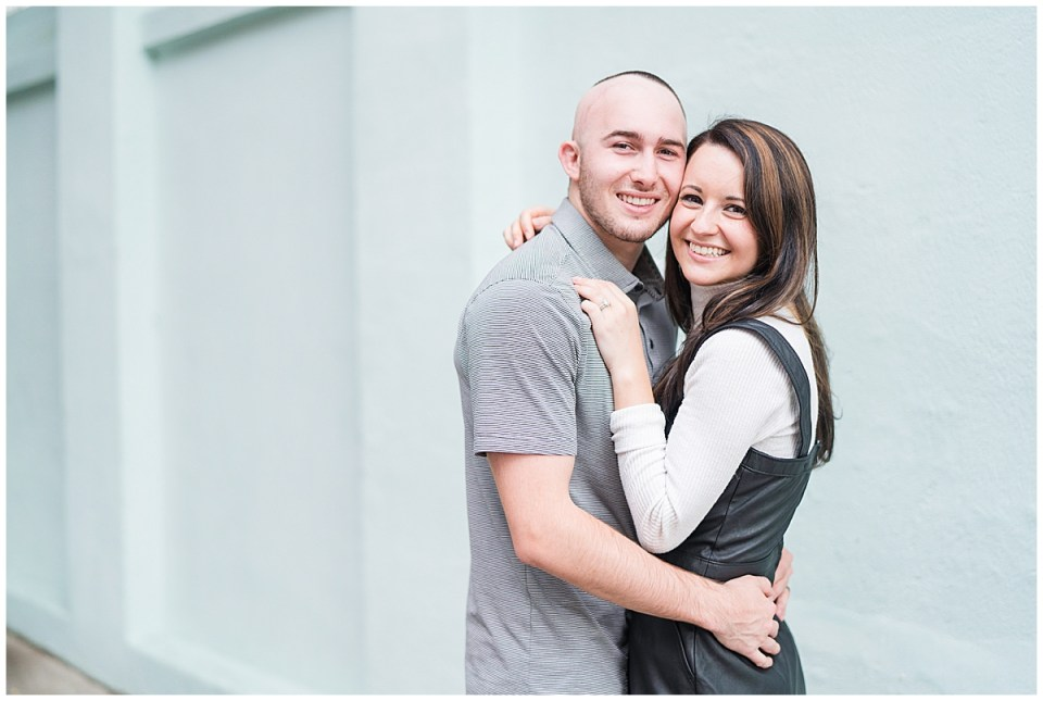 Outdoor Downtown Charleston Engagement Session_0035.jpg