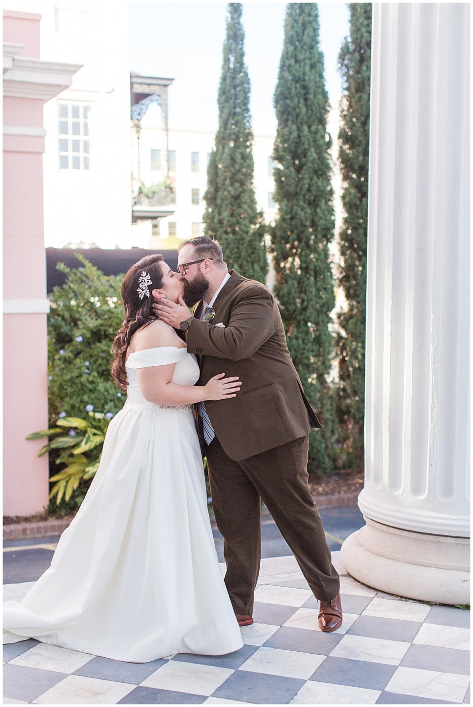 Outdoor Downtown Charleston Engagement Session Best Charleston Wedding Photographer_0046.jpg